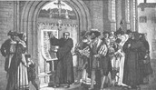 Posted The 95 Theses