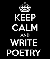 There is never a bad time to write poetry.