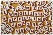 English/Spelling and Writing