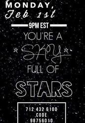 Sky Full of STARS group