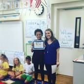 Chasity- Future Teacher