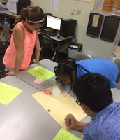 Investigating Ice Balloons