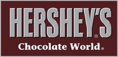 50% of All Hershey Chocolate Products (500g - 1kg)