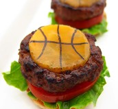 March Madness Lunch