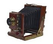 very old camera