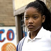 Akeelah Anderson at eleven years old