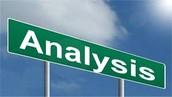 Analysis, Analysis, Analysis...