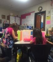 Ms. Miller's KDG class