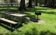 BBQ & Picnic Areas