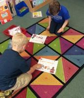 Mrs. Slone's Literacy Stations