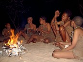 Khoisan People