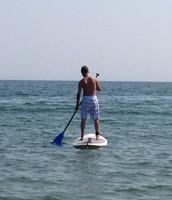 Me gusta jugar deportes de agua