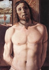 """Renaissance Ideals Closely Linked to """"Christ at the Colomn"""""""