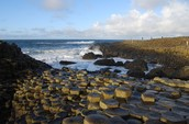 What is the Giant's Causeway?