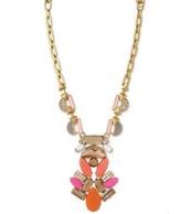 Pop Geo Necklace $20