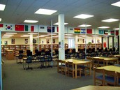 Lower Richland High School Library