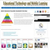 Thank you to EducatorsTechnology!