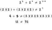 law 3: multiplying