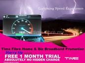 TIME Broadband Malaysia