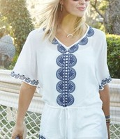 Embroidered Tunic $139