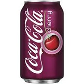 Coca-Cola Cherry(very gross)
