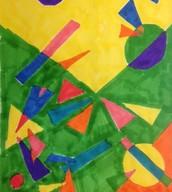 Caroline's Abstract Design