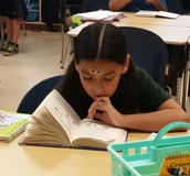 Voracious readers!