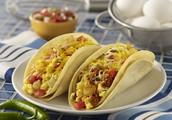 Breakfast Tacos (doscientos diez pesos 210)