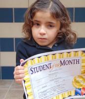 Aubriana Rivera - 2nd grade