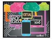 Virtual Back to School Conference--August 1-15