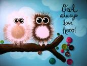 """Owl Always Love Who"