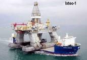 Ixtoc 1 Oil Well, 1979