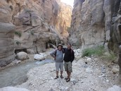 Dovi Moss and Joe Nakkar