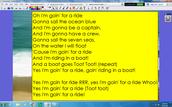 Grade 1 Song p. 3