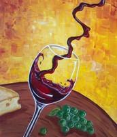 Ladies Paint & Wine Night!