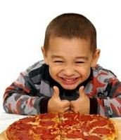 This will be you when you try our pizza