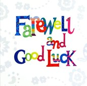 A Fond Farwell