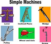 Simple Machines Used