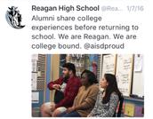 Alumni Answer Questions
