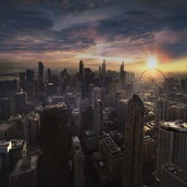 The city In the book Divergent