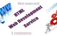HTML Web Development Service