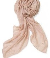 WESTWOOD SCARF - GOLD BLUSH $20 (65% off)
