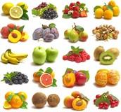Types de fruits à manger tous les jours !