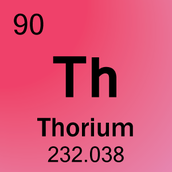 Thorium on the Periodic Table