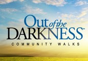 OUT OF THE DARKNESS WALK!