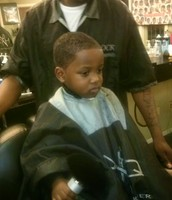 Free services from skilled barbers