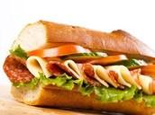 Sandy's Sandwich shop