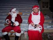 Santa & Mrs. Claus