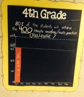 400 Minute Challenge