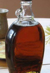 When does Producing Maple Syrup Happen